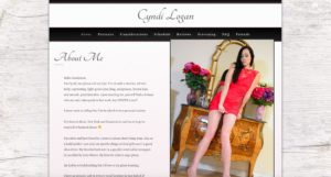 Web Design and marketing for Escorts
